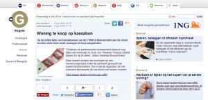 NU - Woning te koop op kassabon - 4-6-2014 - www.KassabonDeals.nl