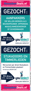 Proefdruk KassabonDeals - Uitzendbureau You Select