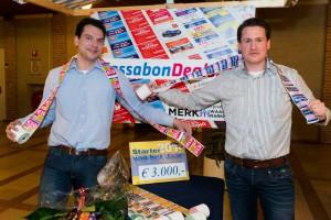 Startersprijs KassabonDeals